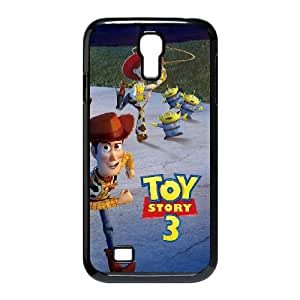 Toy Story 3 Samsung Galaxy S4 9500 Cell Phone Case Black wwd oyez