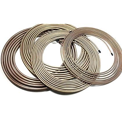 Image of 25 Foot Copper Nickel Rolls- 3/16, 1/4, 5/16, 3/8 Brake System