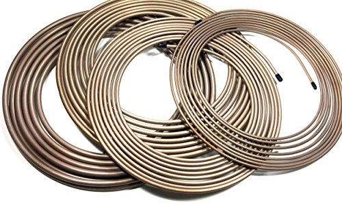 25 Foot Copper Nickel Rolls- 3/16, 1/4, 5/16, 3/8