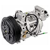 Brand New Premium Quality AC Compressor & A/C Clutch For Honda And Isuzu - BuyAutoParts 60-01421NA New