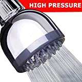 Shower Head - High Pressure High Flow Fixed Chrome 3 Inch...