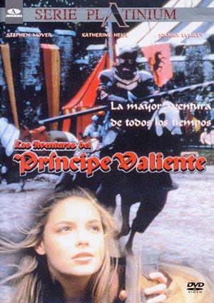 Prince Valiant ( Prinz Eisenherz ) [ NON-USA FORMAT, PAL, Reg.2 Import - Spain ]