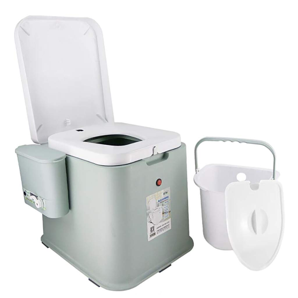 LIU UK Portable Toilet Tragbare Mobile TöPfchen StüHle Toilettensitz Bidet Selbstreinigung Sprayer SüßWasser Nicht Elektrische Mechanische Badezimmer SpüLen SanitäR GeräT