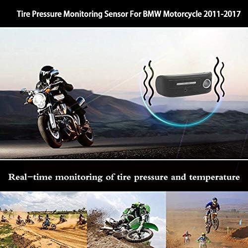 GoolRC TPMS-Sensor Reifendruckkontrollsensor 8521797//7653494 Kompatibel mit BMW Motorrad 2011-2017