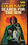img - for Search for the Sun (Cageworld #1) book / textbook / text book