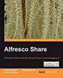 Alfresco Share, Amita Bhandari and Pallika Majmudar, 184951710X