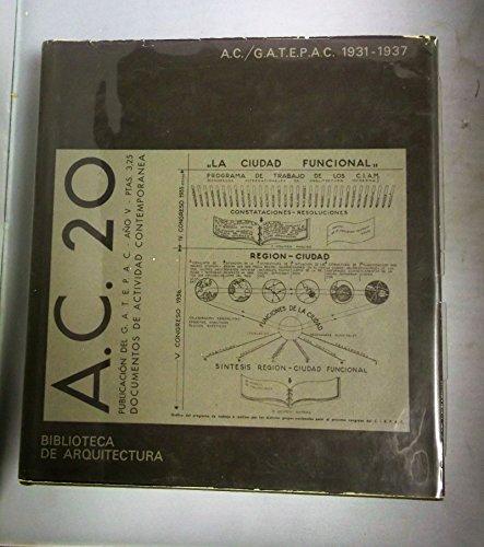 Descargar Libro Ac-gatepac, 1931-1937 Desconocido