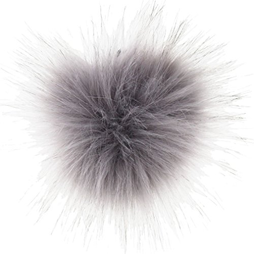 12pcs Fluffy Pompom Scarves Charms product image