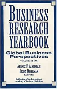 business research yearbook global business perspectives Download and read business research yearbook global business perspectives volume x 2003 business research yearbook global business perspectives volume x.
