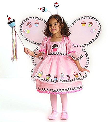 Princess Paradise Cupcake Fairy Costume, X-Small (Cupcake Halloween Costume For Toddler)