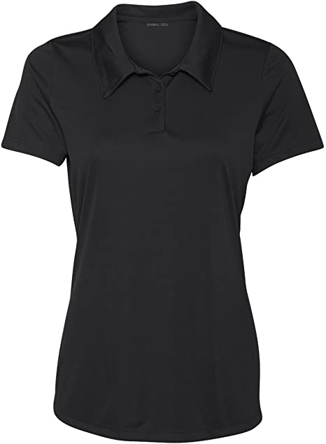 huge selection of recognized brands fresh styles Amazon.com: Women's Dry-Fit Golf Polo Shirts 3-Button Golf Polo's ...