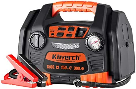 Kinverch Portable Station Inverter Compressor