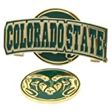 Colorado State Rams Slider Clip with Golf Ball Marker (Set of 3)