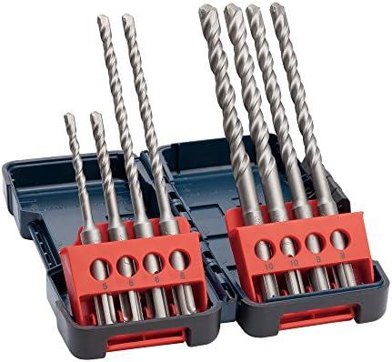 1 30 mm Foret de per/çage SDS Plus MAX 30-160 mm de diam/ètre complet pour marteau perforateur 4 Schneiden SDS MAX 220 mm