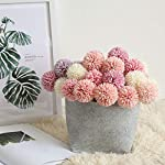 C-J-Shop-1Pcs-29cm-Artificial-Dandelion-Flower-Silk-Hyacinth-Flower-Wedding-Decoration-for-Home-Party-Hotel-Garden-DecorationsMilky-White