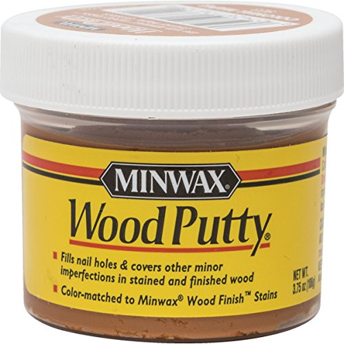 (Half-Pint Minwax Wood Putty - Colonial Maple )