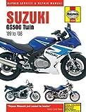 Suzuki GS500 Twin 1989-2008 (Haynes Service & Repair Manual)
