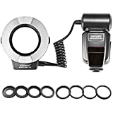Neewer Macro TTL Ring Flash Light with AF - Best Reviews Guide
