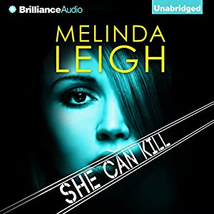 She Can Kill Audiobook