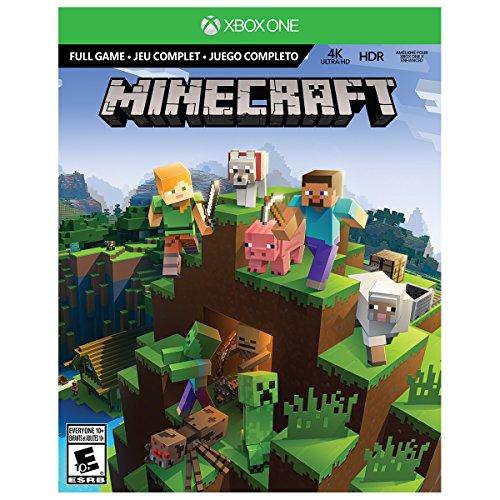 51B2UXqUC L - Xbox One S 500GB Console - Minecraft Complete Adventure Bundle [Discontinued]