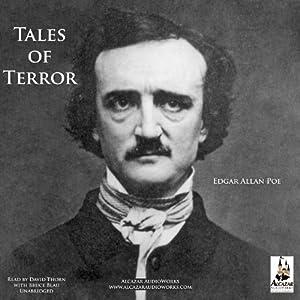 Edgar Allan Poe's Tales of Terror Audiobook
