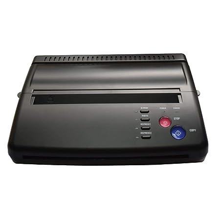 LPVIE Máquina De Transferencia De Tatuajes Impresora Dibujo ...