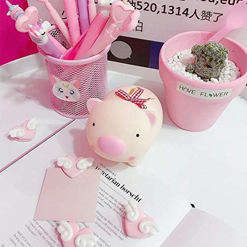 Wakerda Soft Cute Panda Piggy Bank Creative Cartoon Piggy Bank Cute Doll Room Decoration