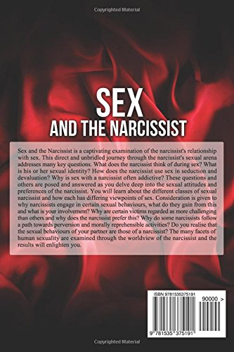 Narcissism and sex