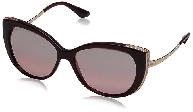 Bvlgari Mujer 0BV8178 11177E 57 Gafas de sol, Morado (Violet ...
