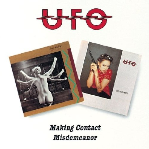 ufo making contact - 3