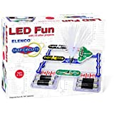 Elenco Electronics SCP-11 Snap Circuits LED Fun Science Kit