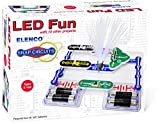 Best Elenco Board Games Kids - Elenco Electronics SCP-11 Snap Circuits LED Fun Science Review