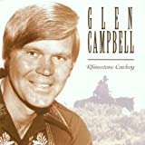 RHINESTONE COWBOY (CD) ~ CAMPBELL Cover Art