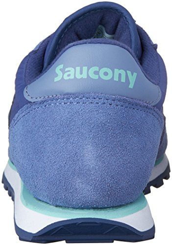 Jazz Low Periwinkle Originals Saucony Sneaker Pro Women's TAnExHZ