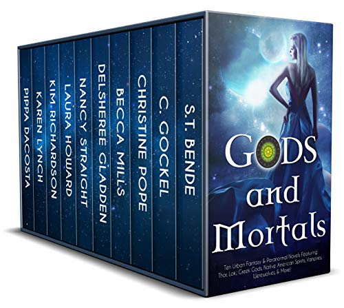 Gods and Mortals: Ten Novels Featuring Thor, Loki,