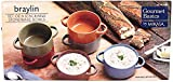 Stoneware Soup Bowls By Mikasa - Set of 6
