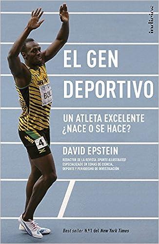 El gen deportivo (Indicios no ficción) (Spanish Edition) Translation Edition, Kindle Edition