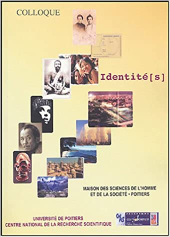 """Lire un Identité(s) : Actes du colloque """"Identité(s)"""" Maison des Sciences de l'Homme et de la Société (UMS 842), Poitiers - 23 au 25 janvier 2002 epub, pdf"""