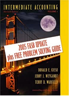 Intermediate accounting volume 2 chapters 15 24 donald e intermediate accounting vol 1 11th edition 2005 fasb update fandeluxe Choice Image