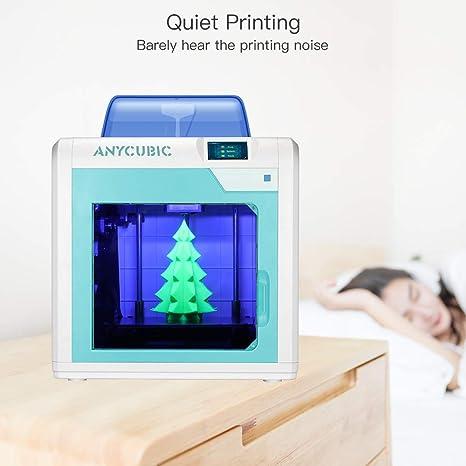 Anycubic 4Max Pro - Impresora 3D, tamaño de impresión 270 x 205 x ...