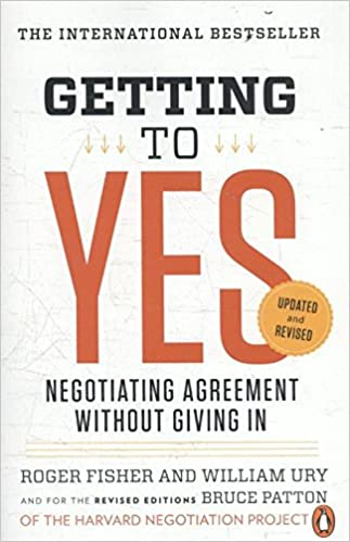 Getting To Yes Negotiating Agreement Without Giving In Epub