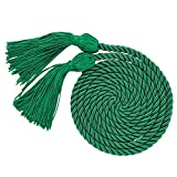 "GraduationMall Graduation Honor Cord 68"" Emerald"