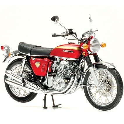 Minichamps DP 1 12 Honda CB750 FOUR K0 1968 Red