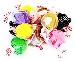 Taffy Town Candies, Assorted Salt Water, 5.0 Pound