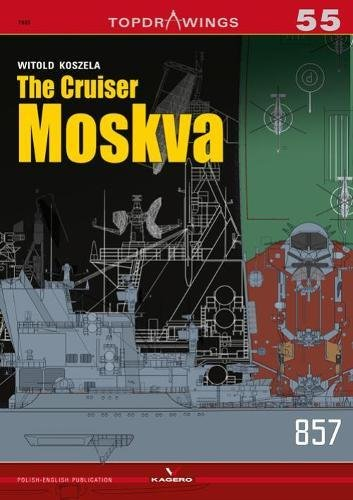 The Cruiser Moskva (TopDrawings) - Cross Cruiser