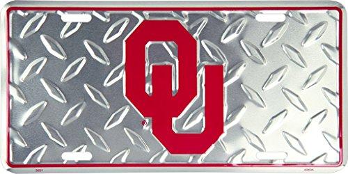 Oklahoma State Sooners OU Diamond Football 6