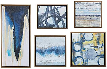 Framed Canvas 19 6X19 6 Novelty Contemporary product image