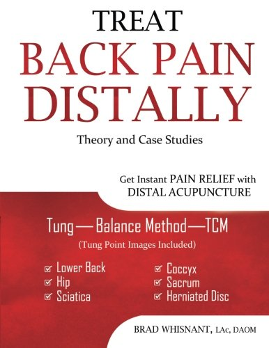 Treat Back Pain Distally Acupuncture