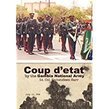 Coup D'etat by the Gambia National Army: July 22, 1994