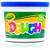 Crayola Dough, Blue, 3lb Bucket, Crumble Free, Great for Sculpting School Projects, Arts & Crafts